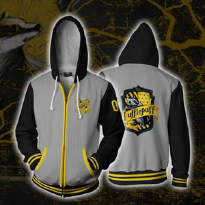 Harry Potter Zip Up Hoodie MZH889 - icoshero