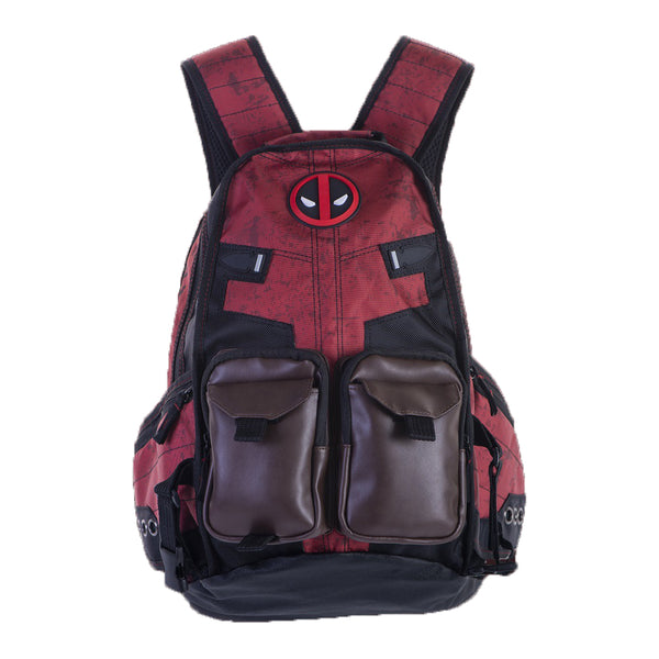 "Marvel Hero Deadpool 18"" Backpack Bag - icoshero"