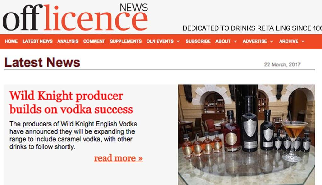 Off Licence News