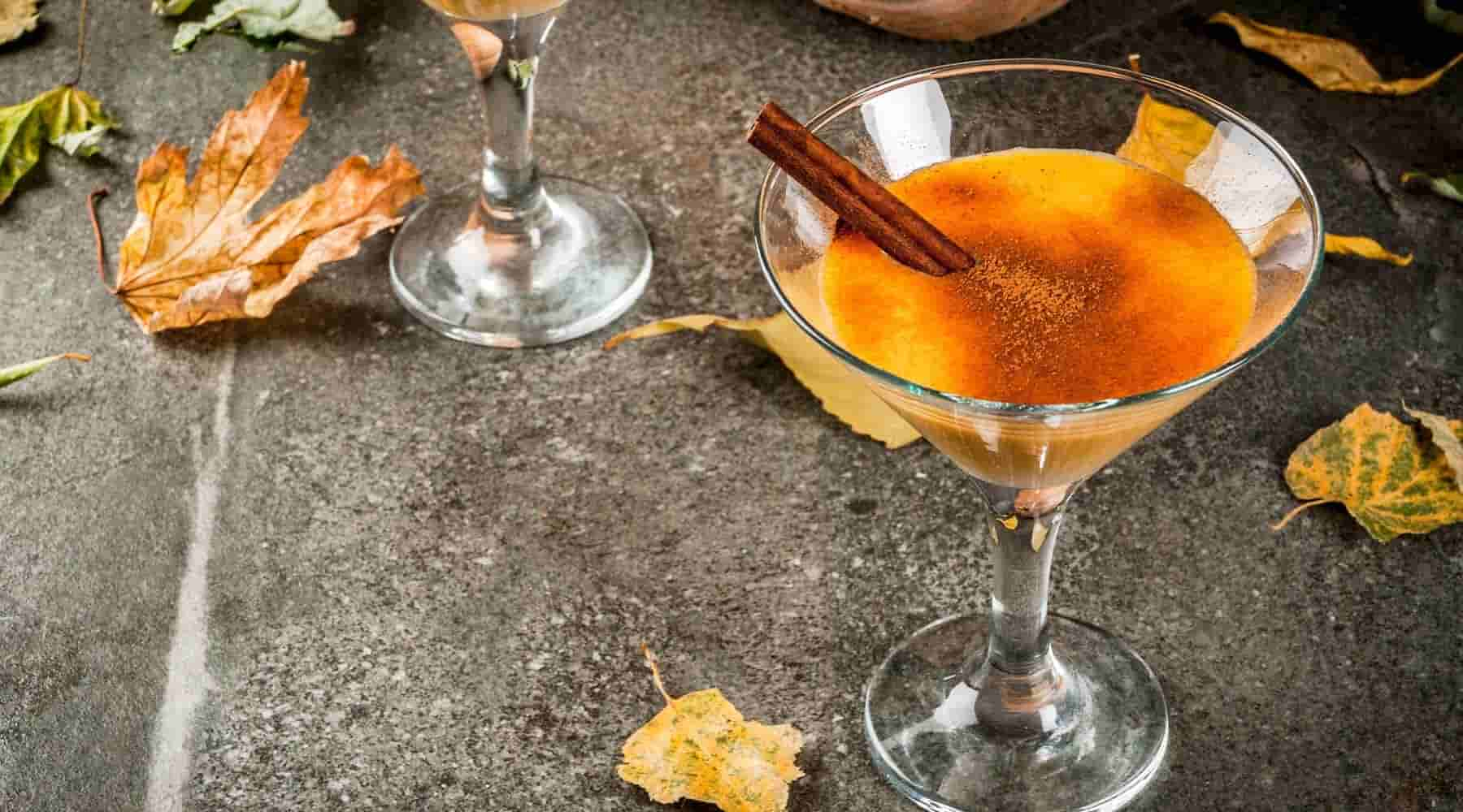 Halloween Knight cocktail