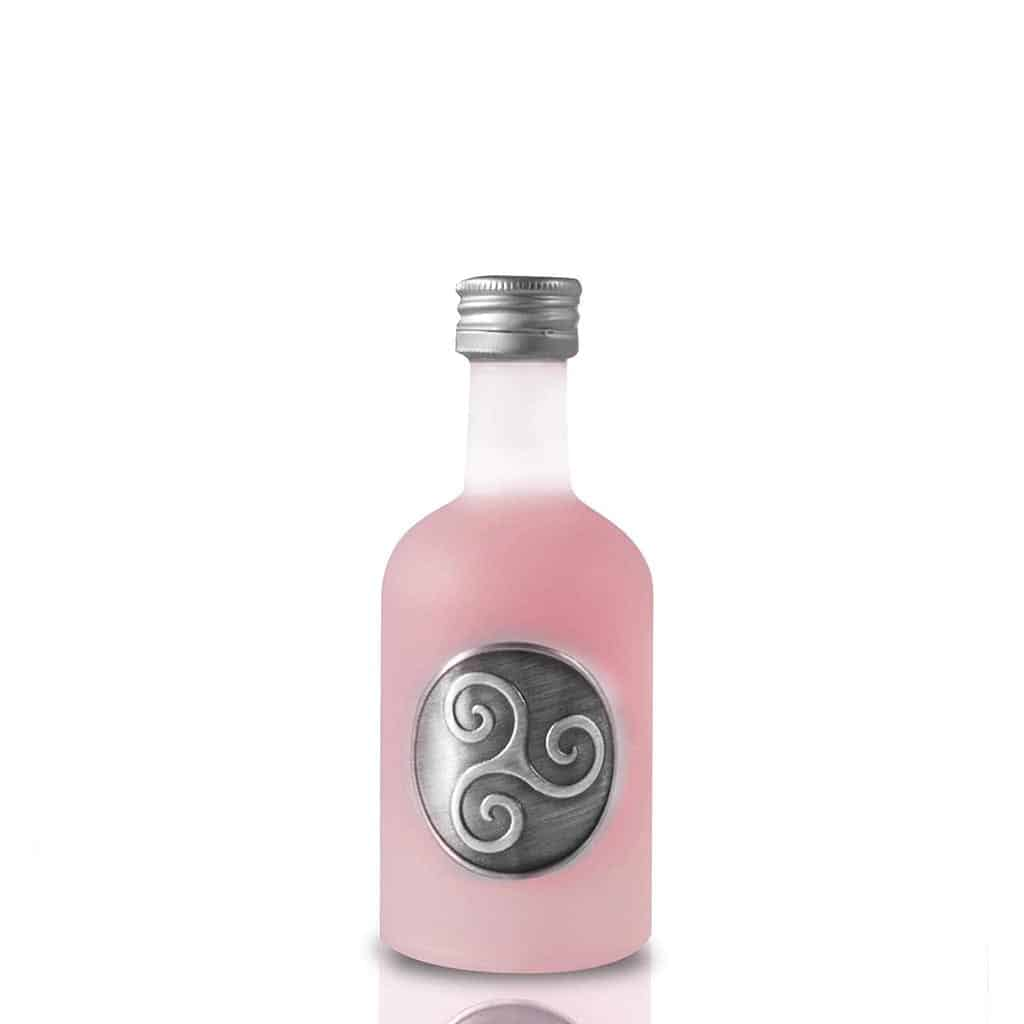 5cl mini Boadicea® Gin 'Rosa' - Wild Knight® Distillery