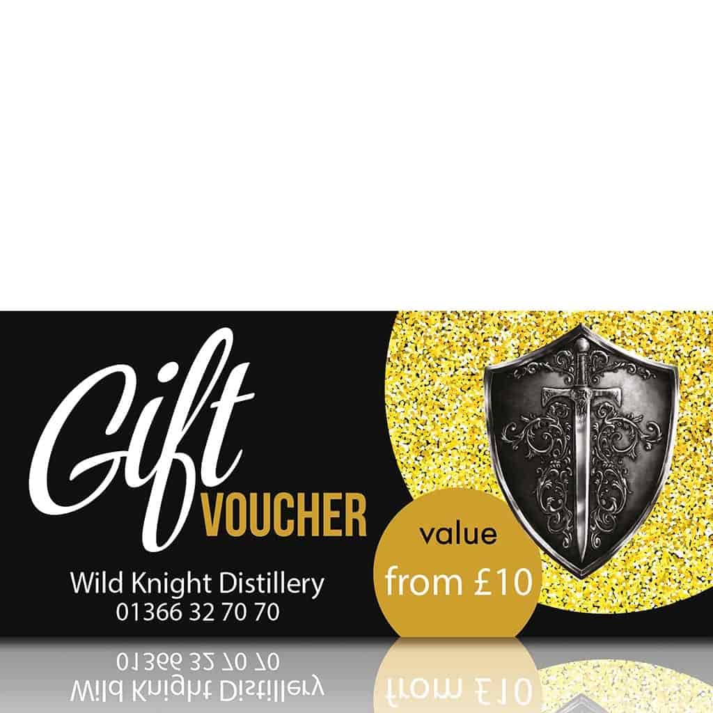 Gift Voucher - Wild Knight® Distillery