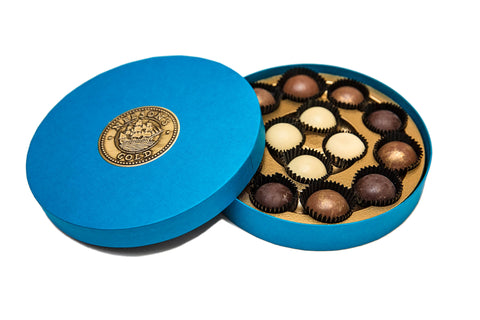 Chocolates, Nelson's Gold® artisan  ganache chocolates, 125gm