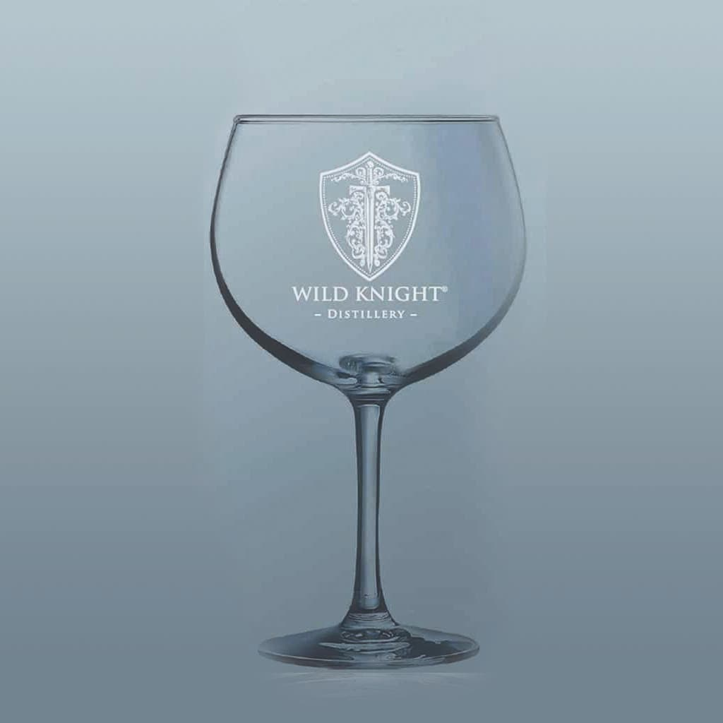 Wild Knight® Distillery Glass Goblet