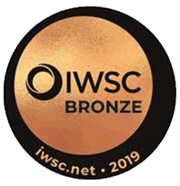 International Wine and Spirit Competition Bronze Medal