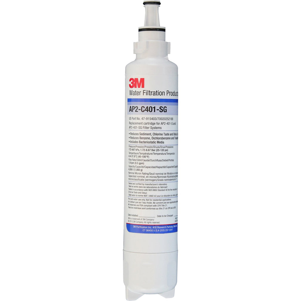 3M AP2-C401SG Filter Cartridge (scaleguard)