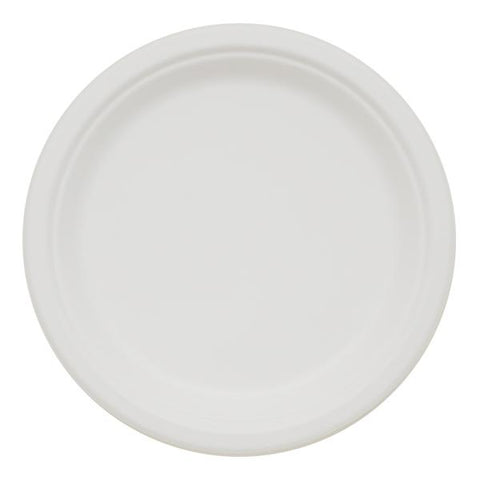 Dispo Disposable Tableware Bagasse Round Plates