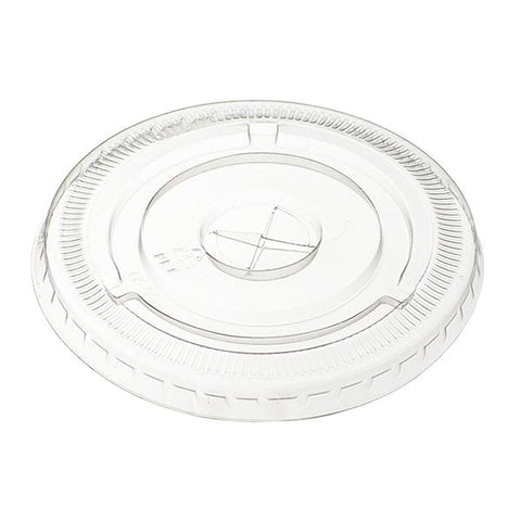 H Pack Domed Lids Flat PET Lids