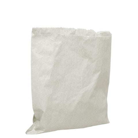 White Greaseproof Paper Bags