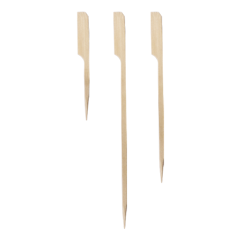 Biodegradable Bamboo Gun Skewers