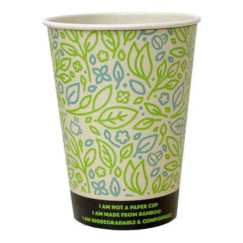 Dispo Bamboo Cups Ingeo Ultimate Eco Compostable