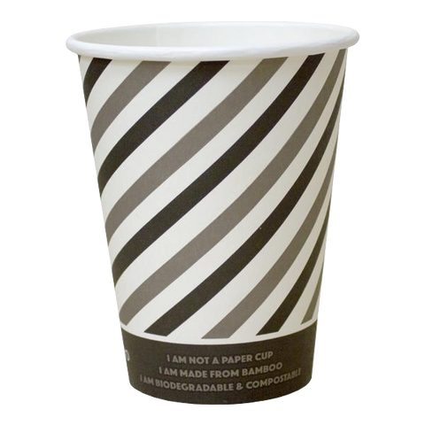 Dispo Bamboo Cups Ingeo Compostable Bamboo Mixed