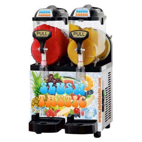 Slushtastic Slush Machine Blue Ice MI7.5x2