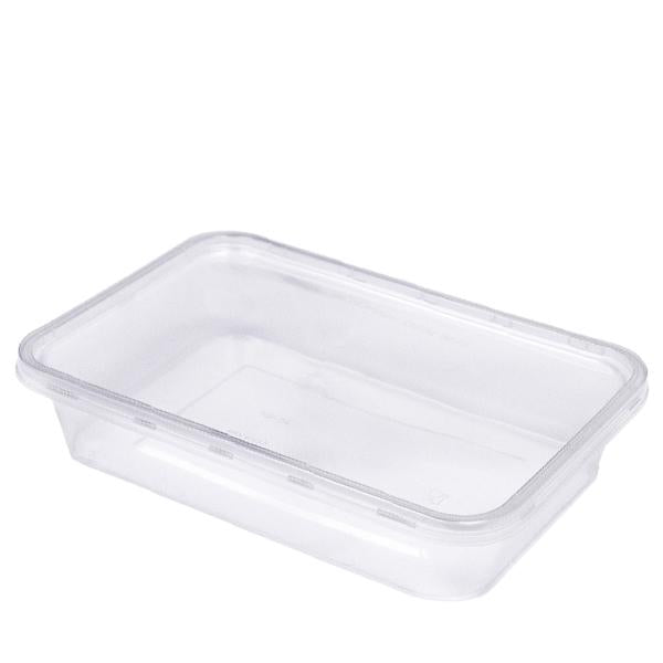 Microwavable Rectangular Container