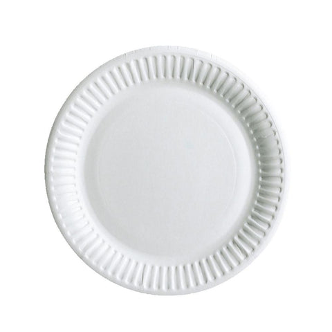 "Dispo Disposable Tableware 9"" / 1000 Plates 9"" Paper Plates"