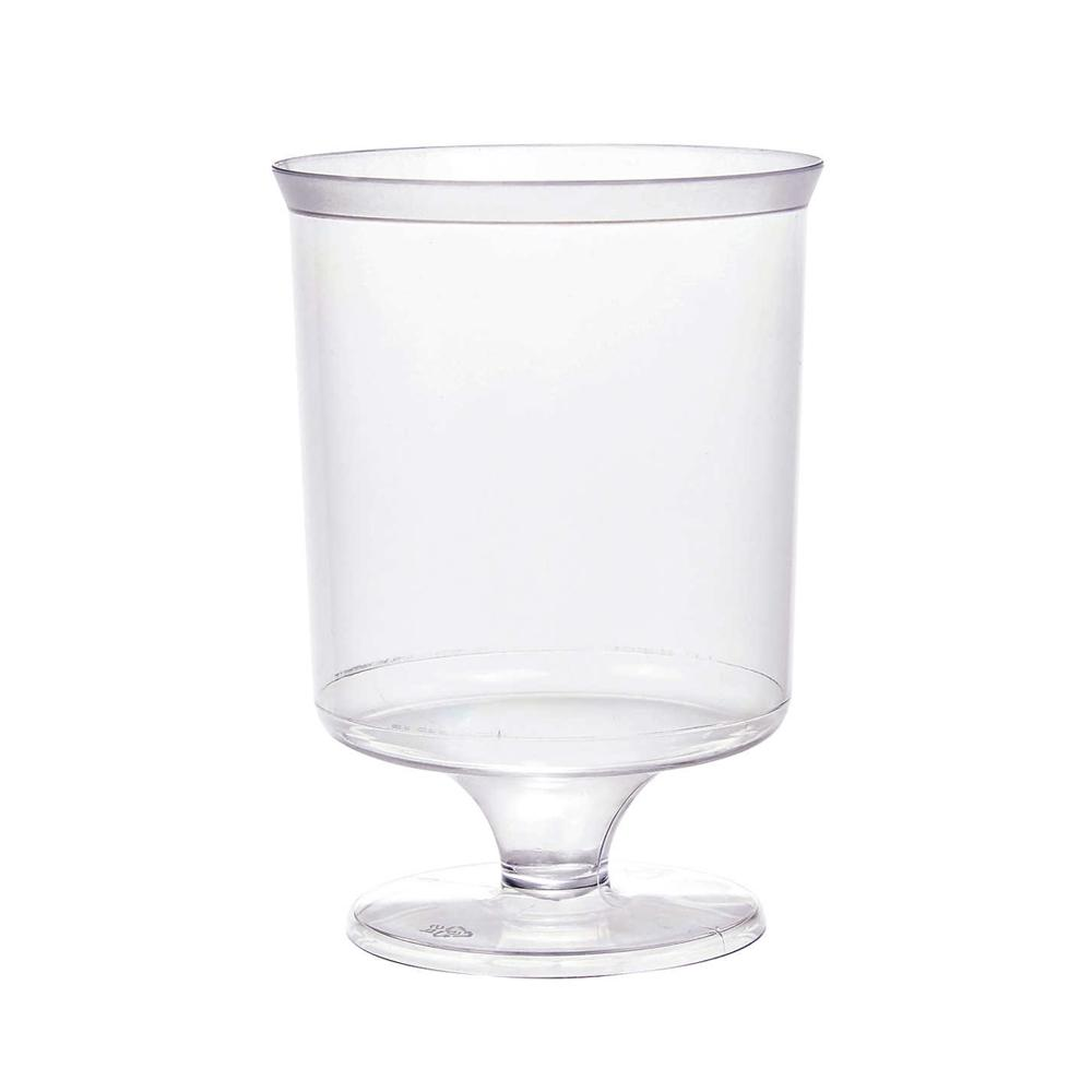 CE Plastic Wine Glasses