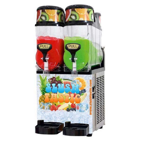 Slushtastic Slush Machine Blue Ice ST12x2
