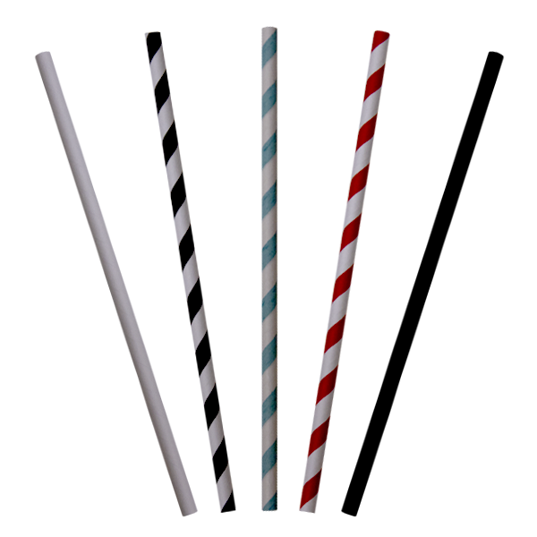 Dispo Paper Straws Biodegradable Paper Straws