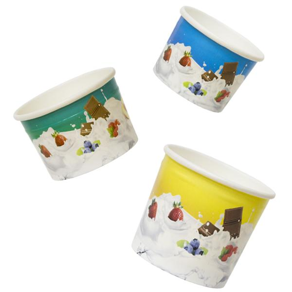 Tas-ty Ice Cream Tubs