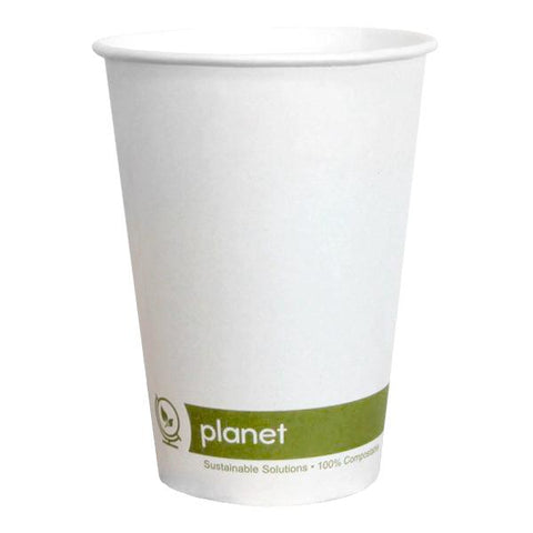 4ACES Single Wall Paper Cups Planet Single Wall