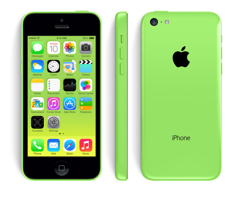 Apple Apple iPhone 5C 16GB Green