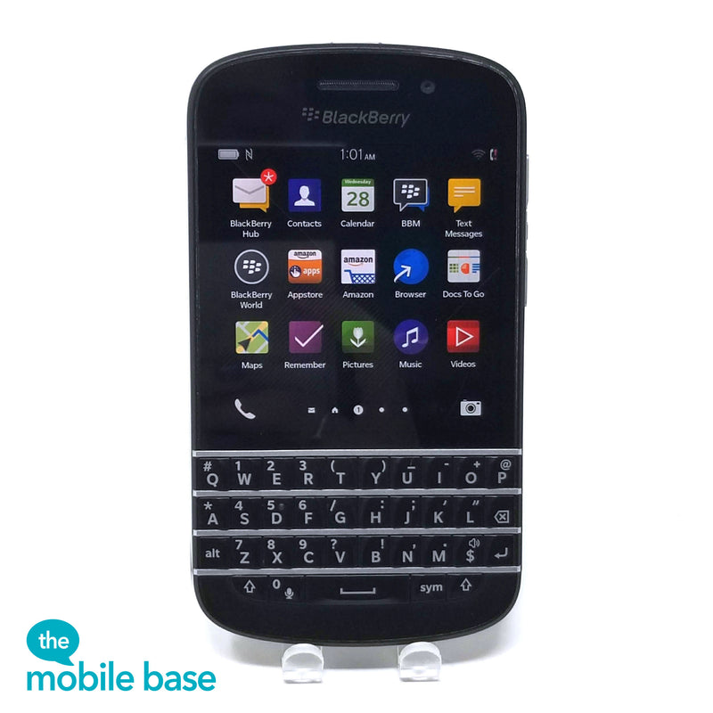 BlackBerry BlackBerry Q10 Black