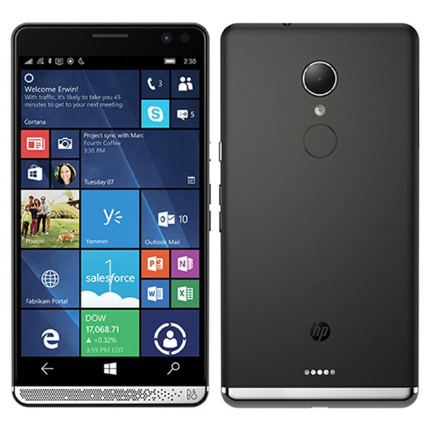 HP Elite X3 Black