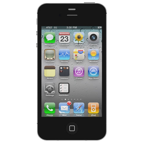 Apple Apple iPhone 4S 8GB Black