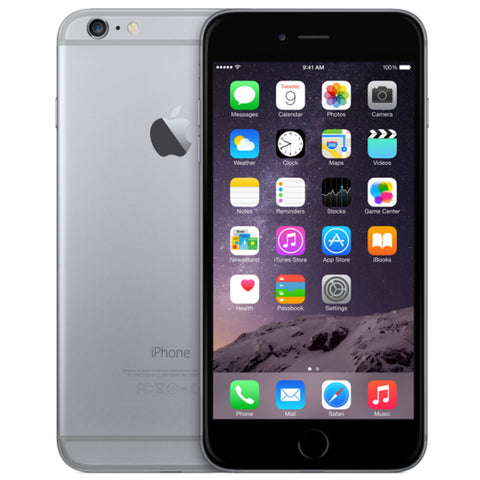 Apple Apple iPhone 6 Plus 16GB Space Grey