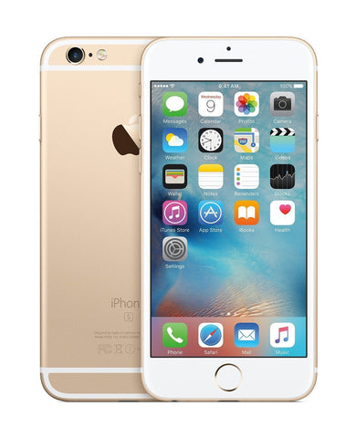 Apple Apple iPhone 6S 16GB Gold