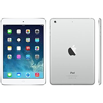Apple Apple iPad Mini 16GB Silver w/ White