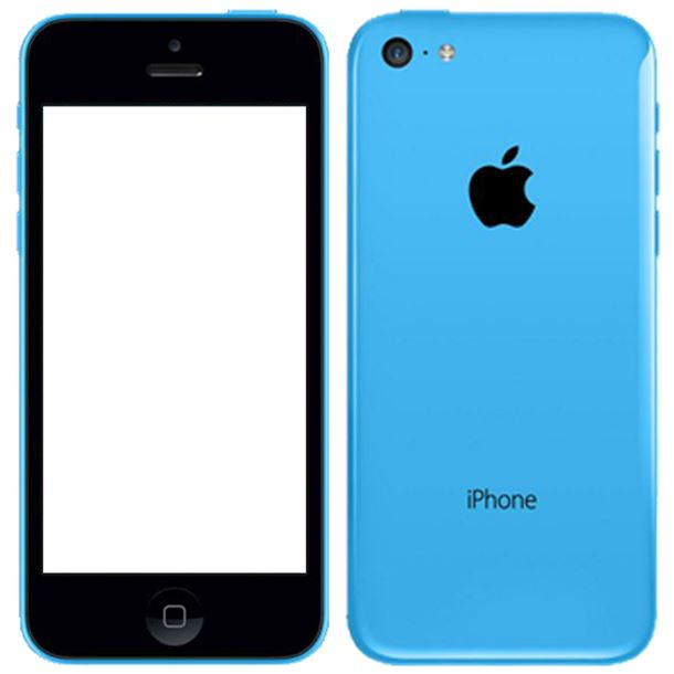 Apple Apple iPhone 5C 8GB Blue