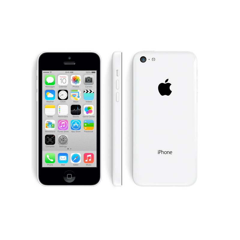 Apple iPhone 5C 8GB White