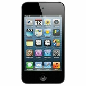 Apple Apple iPod Touch 4 8GB Black