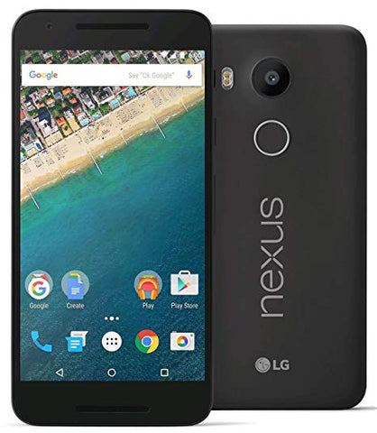 LG LG Nexus 5X 16GB Black