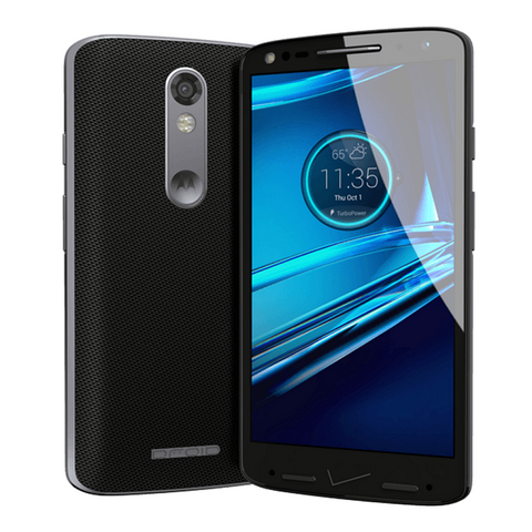 Motorola Motorola Droid Turbo Black