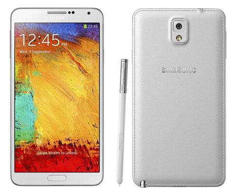 Samsung Samsung Galaxy Note 3 White