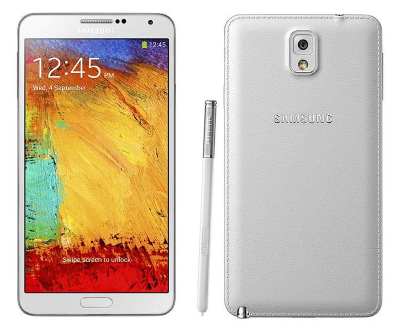 Samsung Samsung Galaxy Note 3 Classic White