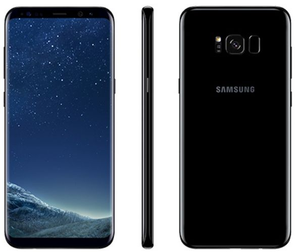 Samsung Samsung Galaxy S8+ Midnight Black