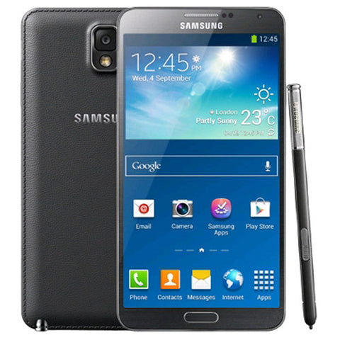 Samsung Samsung Galaxy Note 3 Jet Black