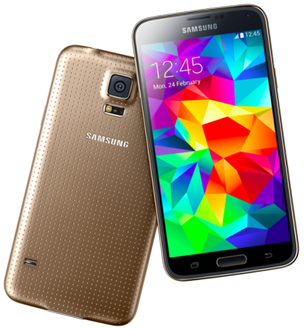 Samsung Samsung Galaxy S5 Copper Gold