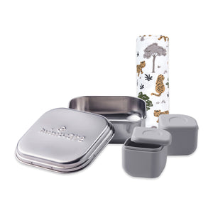 Picnic Lunch Bundle (6m+) - Grey