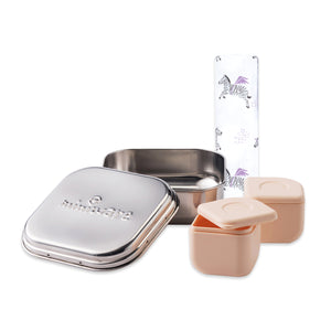 Picnic Lunch Bundle (6m+) - Peach