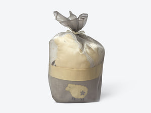 'Counting Sheep' Rock My Crib Gift Basket (Cream)