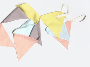 Triangle Bunting (Multicolour)