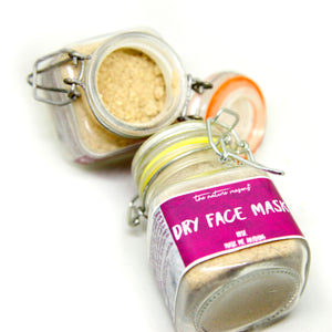 Mask Me Anything! Rose Face Mask