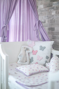 Sleep/Play Canopy – Lilac