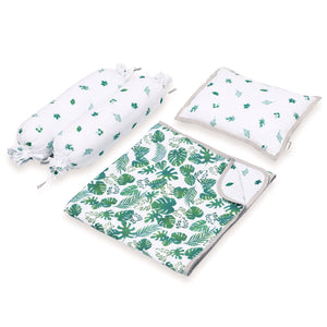 New Baby Mini Cot Set – Tropical Vibes Only
