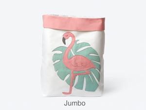 Fabric Storage Baskets – Hello Flamingo