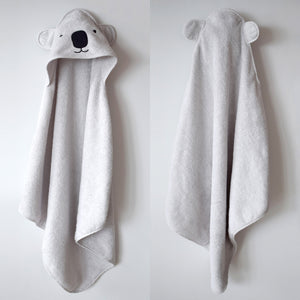 Hooded Towel – Koala Bear